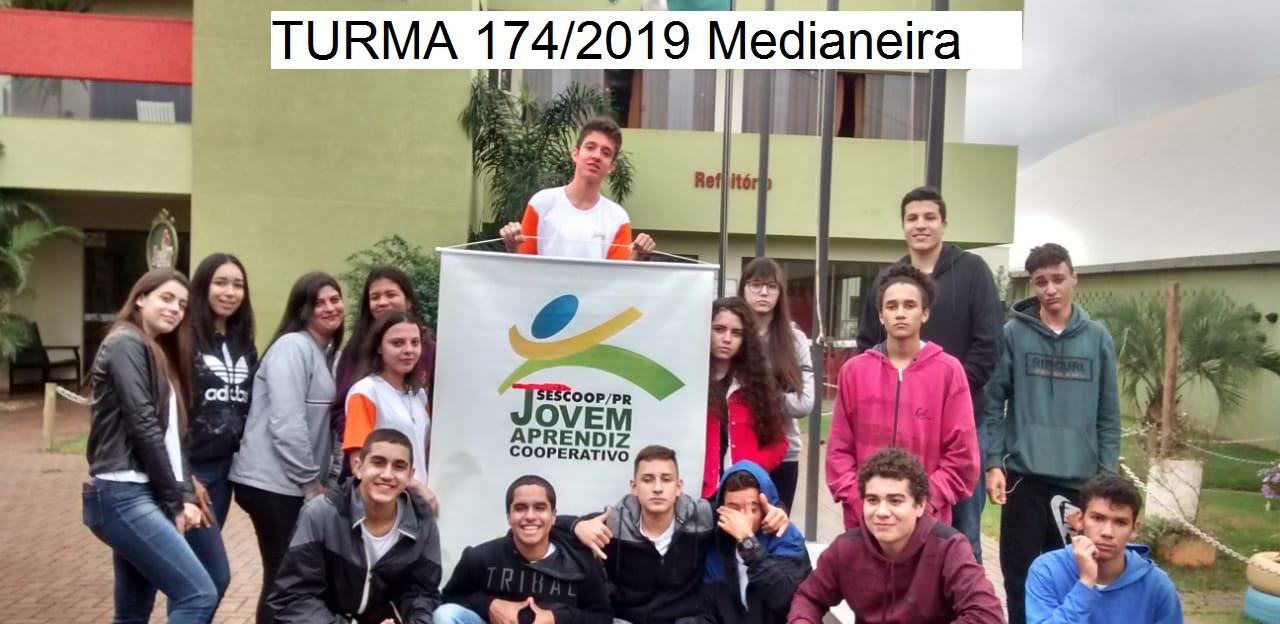 Turma 174/2019 Medianeira
