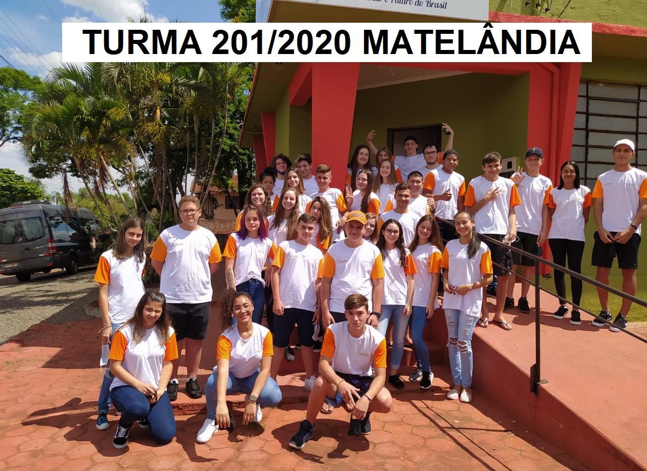 Turma 201/2020 Matelândia