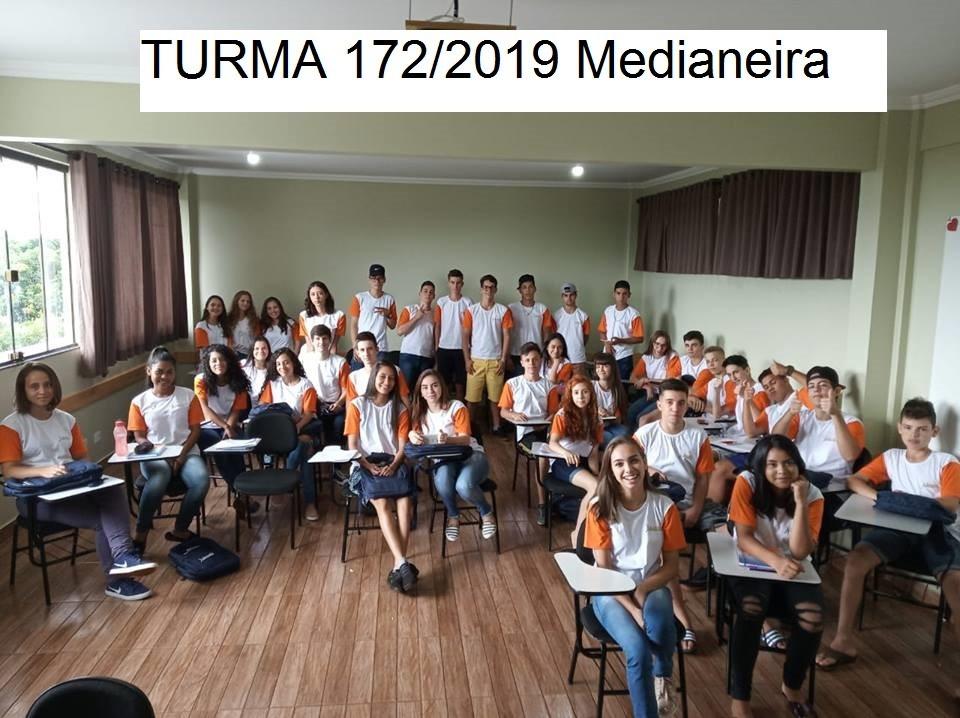 Turma 179/2019 Medianeira