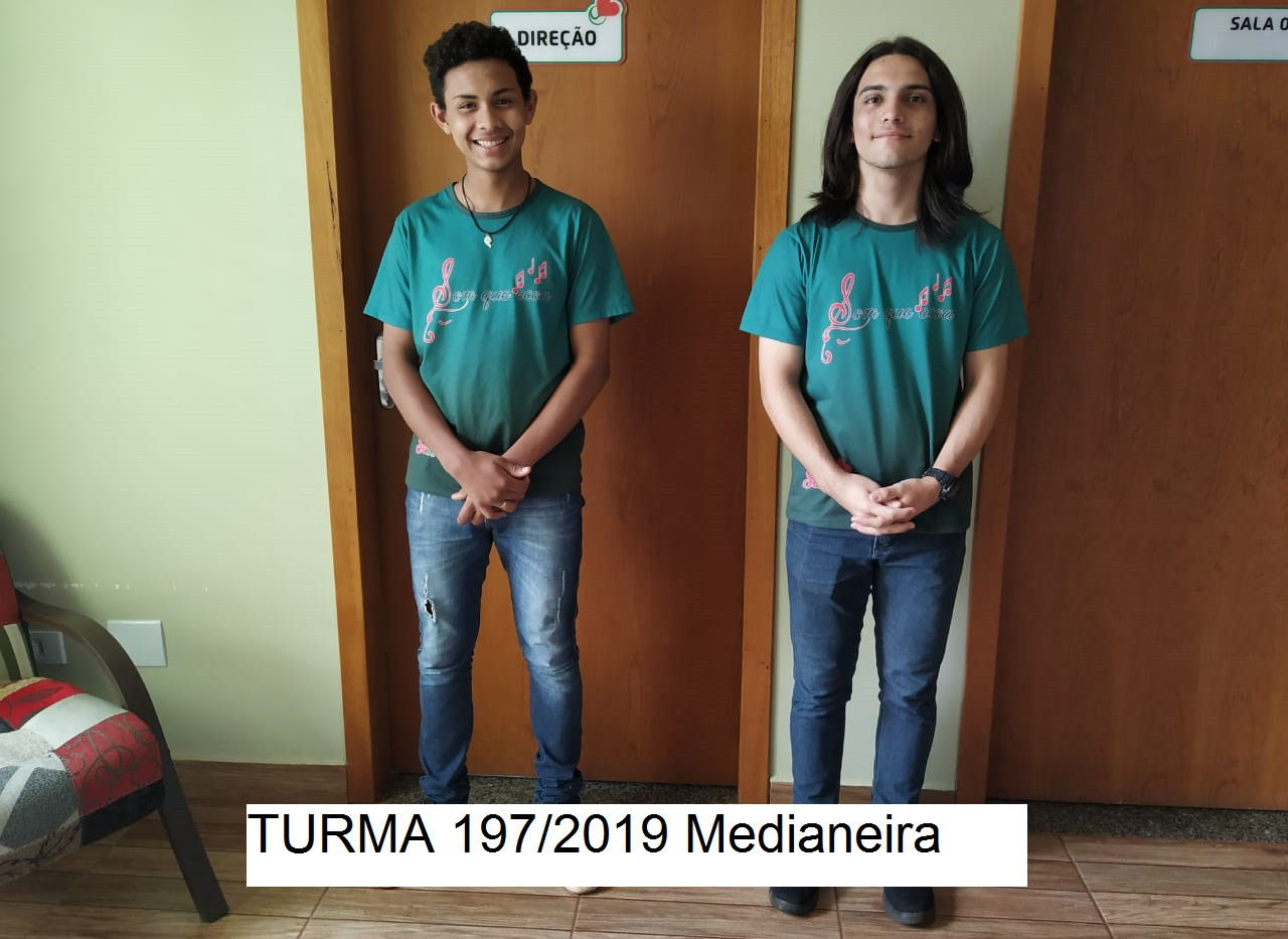 Turma 197/2019 Medianeira