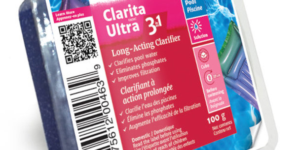 CLARITA ULTRA™ 3 EN 1