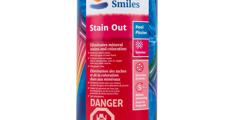 1.2 KG SUMMER SMILES STAIN OUT