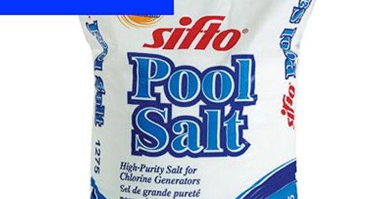 Poche de sel