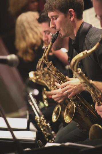 The Andrew Linham Jazz Orchestra