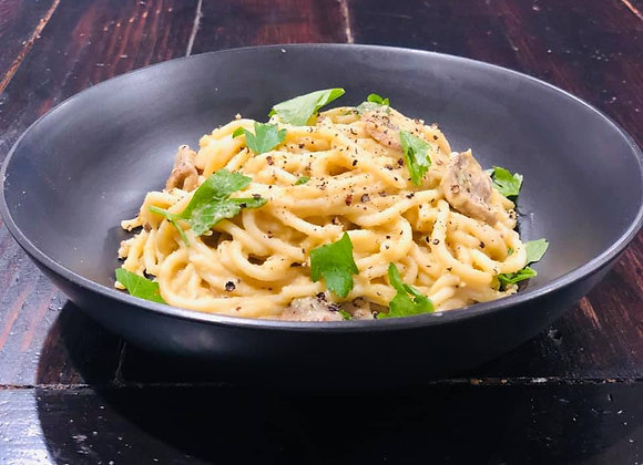 Vegan Carbonara