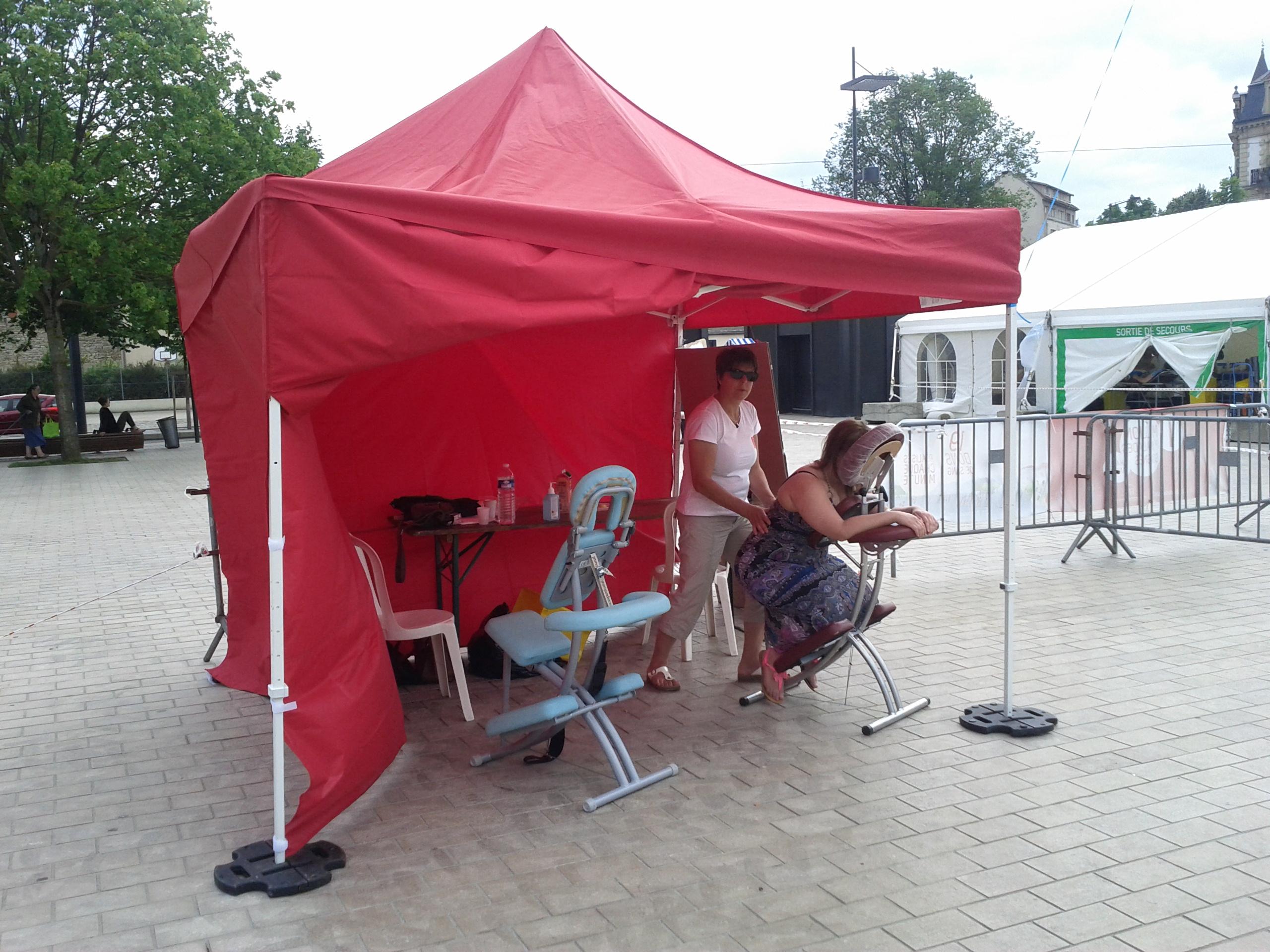 Massage place de la République Dijon