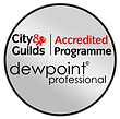 Pure Maintenance UK's City & Guilds Dewpoint Professional accreditation.