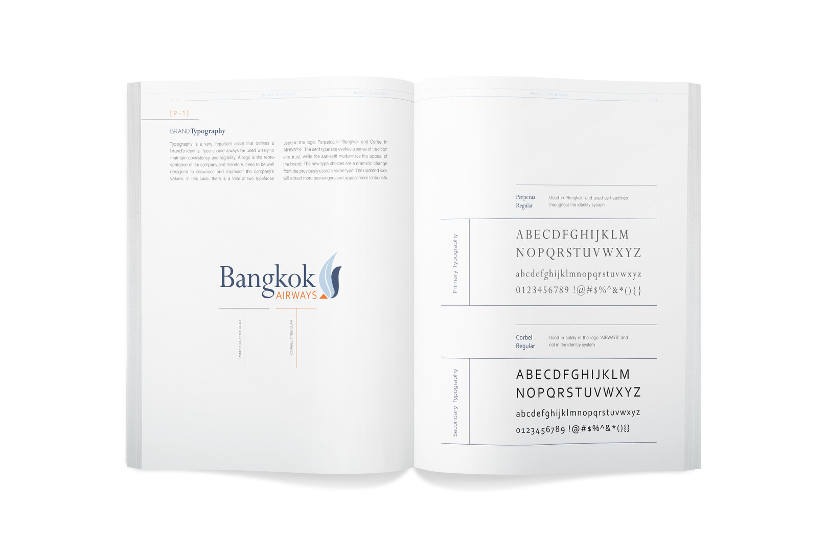 Bangkok Airways Brand Guidelines