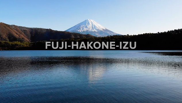 National Parks of Japan - Fuji-Hakone - Izu