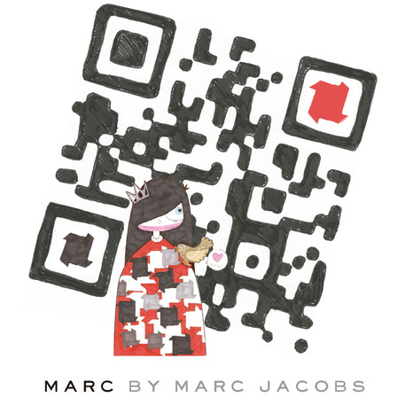 Mark Jacobs QR code