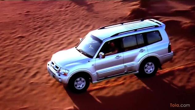 Mitsubishi Pajero - Nature Calling- _ 200