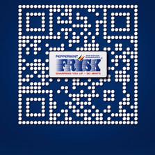 Frisk QR code