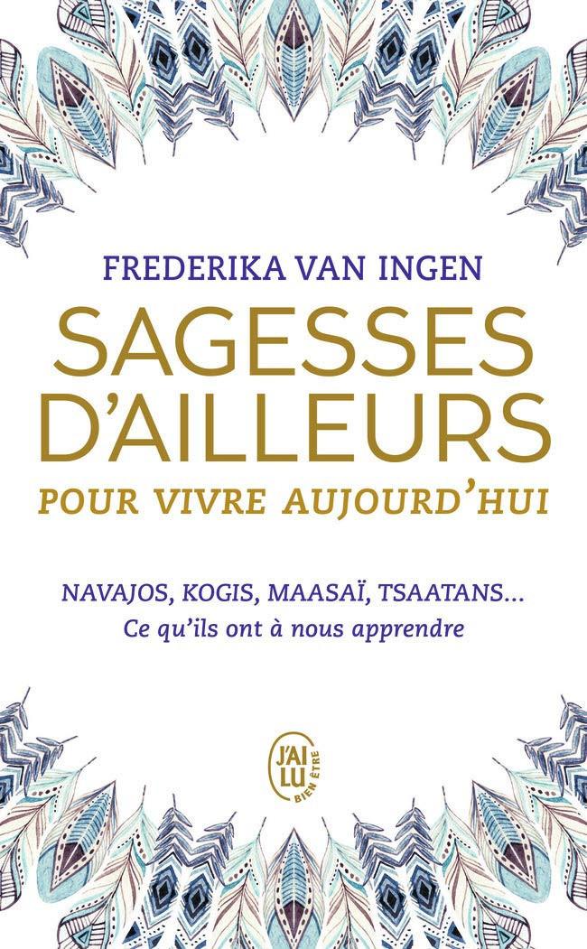 Un livre de Frederika Van Ingen, pour vivre aujourd'hui