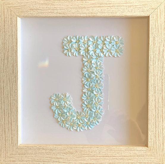 Initial J: Blue