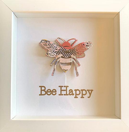 Multi Pink Bee