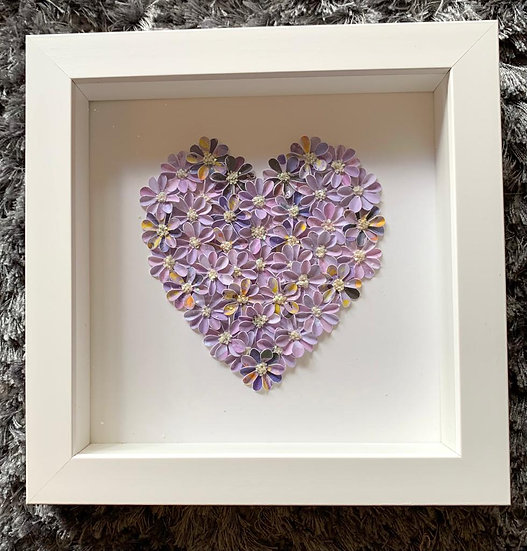 Small Heart: Lilac