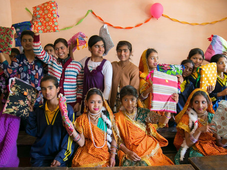 Scholarships for five children in Bhowali, India