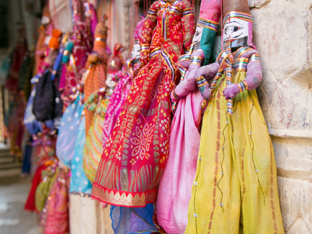 Rajasthan deliveries: a photo gallery
