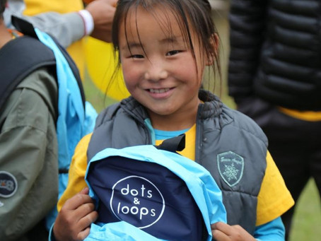 Dots & Loops visits Nepal