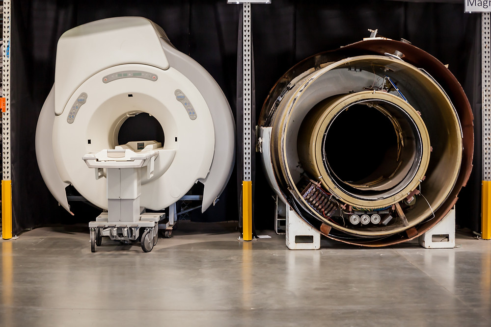 Southwest New Versus Refurbished MRI Equipment