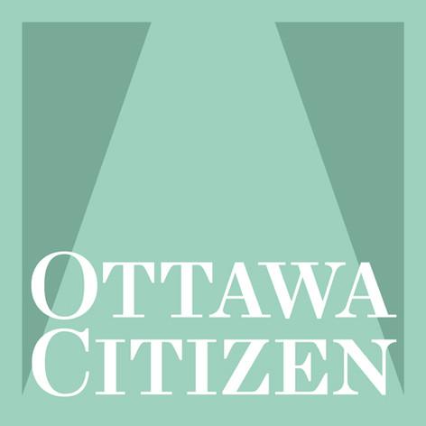 Ottawa Citizen nameplate