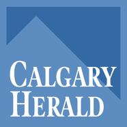 Calgary Herald nameplate