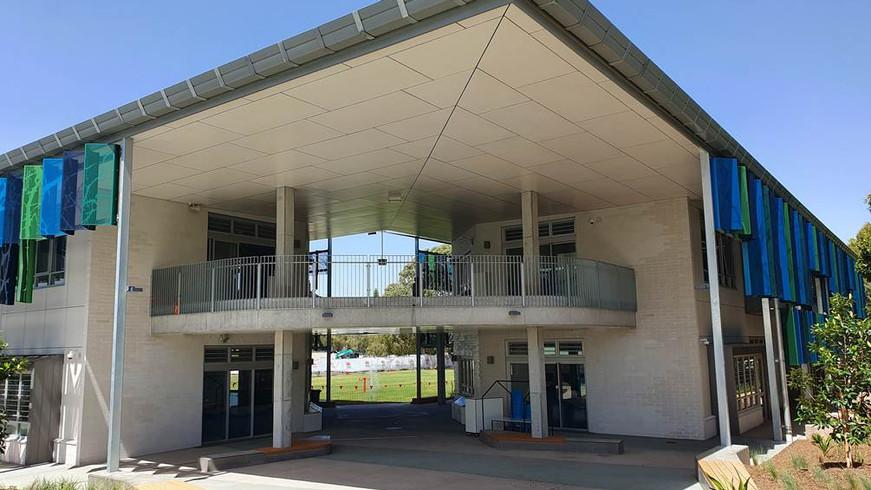 Byron Bay Public School /// View Project