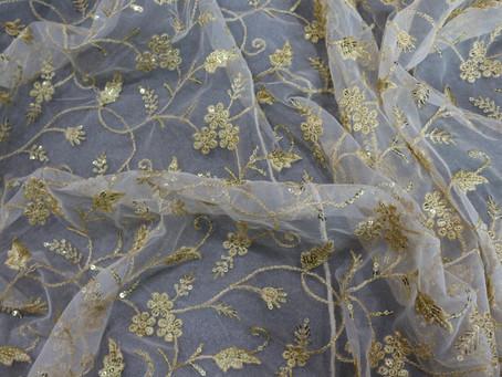 Net Design | Divyam Export | Surat -Divyam Embroideries | Best Fabric | Silk Fabric