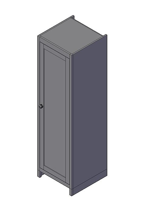 Plain Tall End Panel