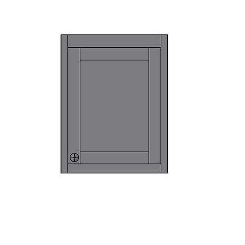 Wall Unit 1 Door