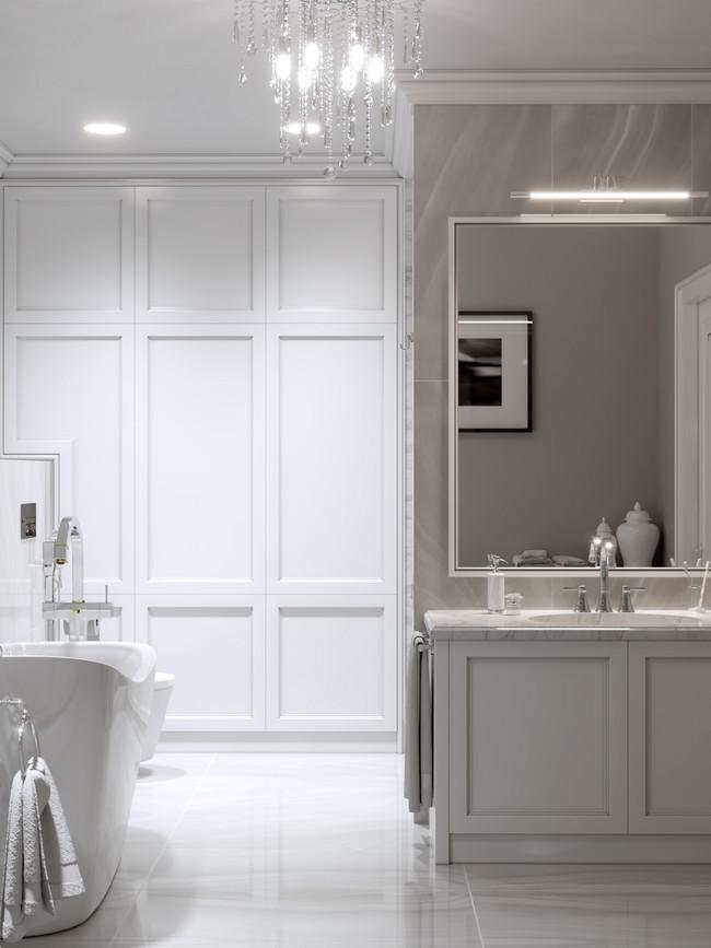 Contempoary Bathroom