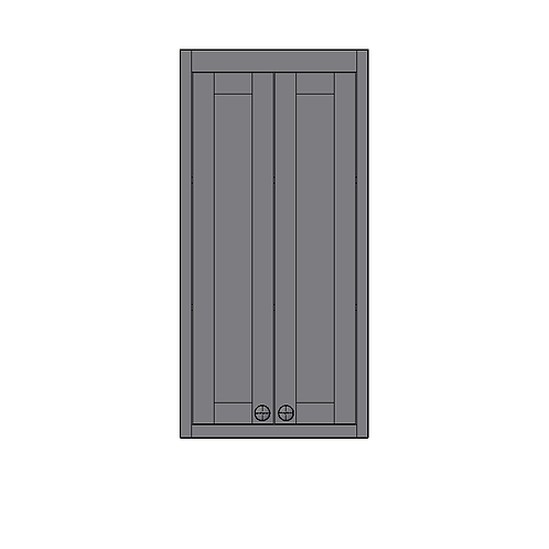 Dresser Unit 2 Doors