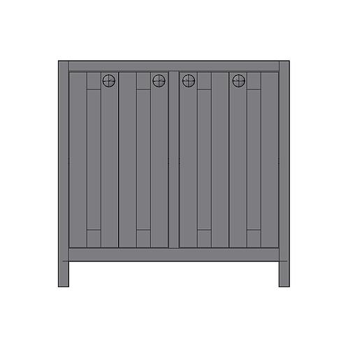 Base Unit Bifolding Doors