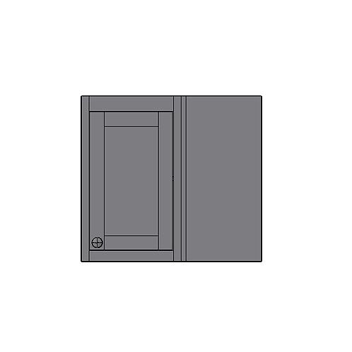 "Wall ""L"" shape Corner Unit"