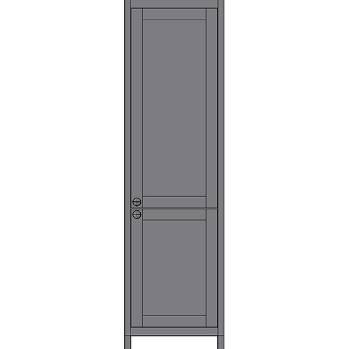 Tall Unit 2 Door Horizontal