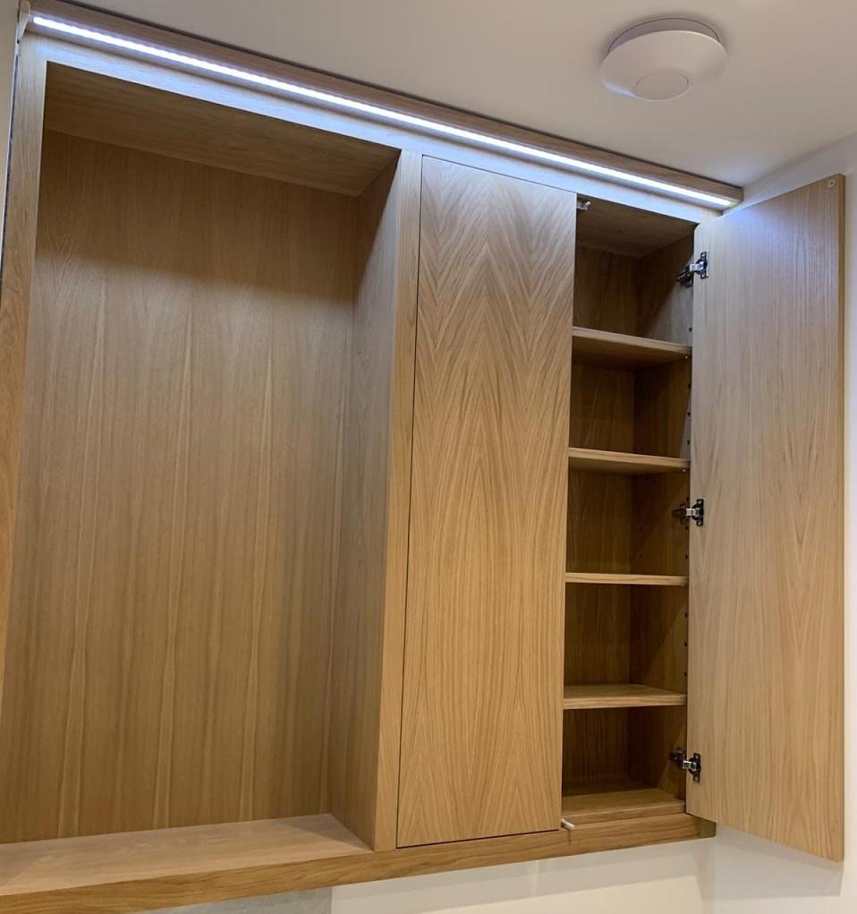 Sleek Bathroom Cabinet