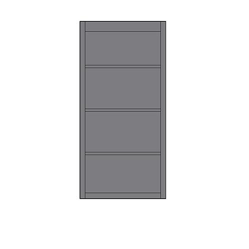 Dresser Unit Open Shelves
