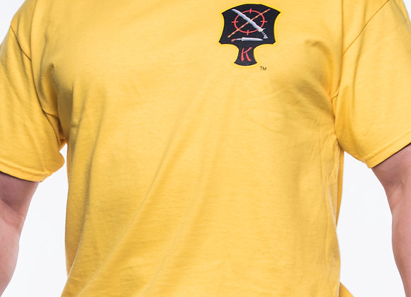 Belt T-shirt Yellow