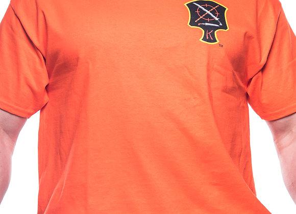 Belt T-shirt Orange