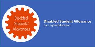 Disabled Student Allowance logo