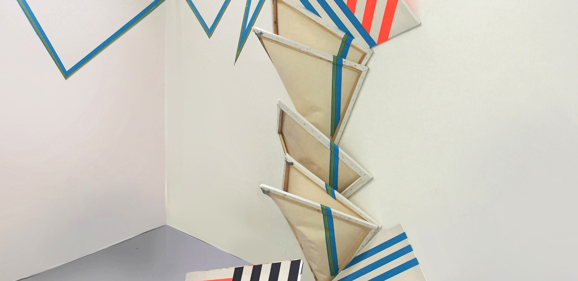 Dazzle Camouflage install