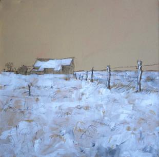 Suffolk Snow Barn