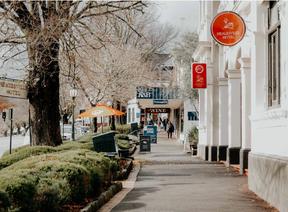 Healesville Main Street