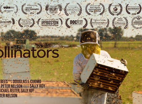 "Join Us to Bring ""The Pollinators"" Film to Medford, Oregon!"