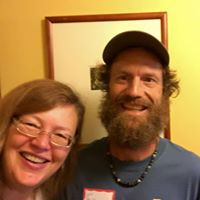 Sharon and with Speaker Eric 2016