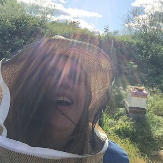 Happy Bees, happy Beekeeper!