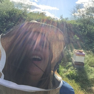 Happy Bees, happy Beekeeper!