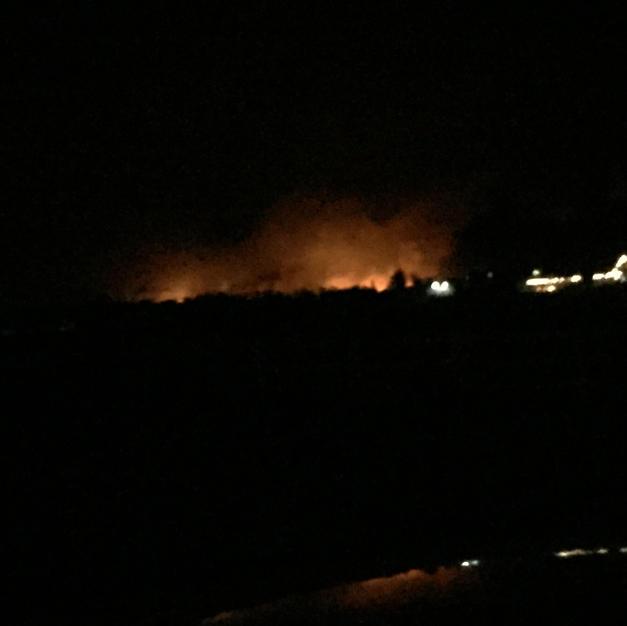 Phoenix Oregon Burning, Sept. 7, 2020