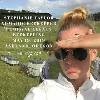 Beekeeper, Stephanie Taylor