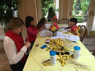 Kids Table 2015